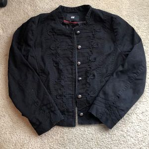 Black Accented Jacket